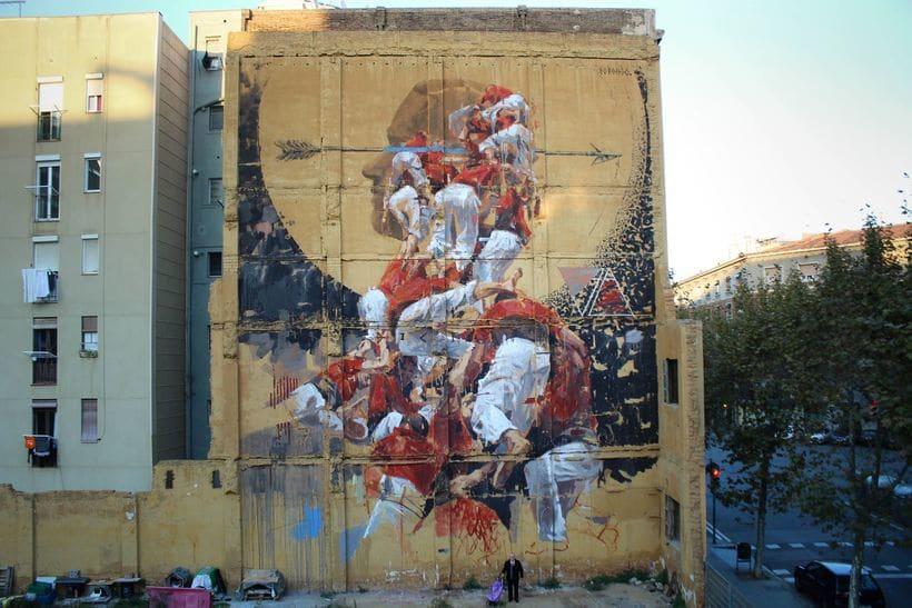 Los mejores 35 artistas urbanos de Latinoamérica y España 53