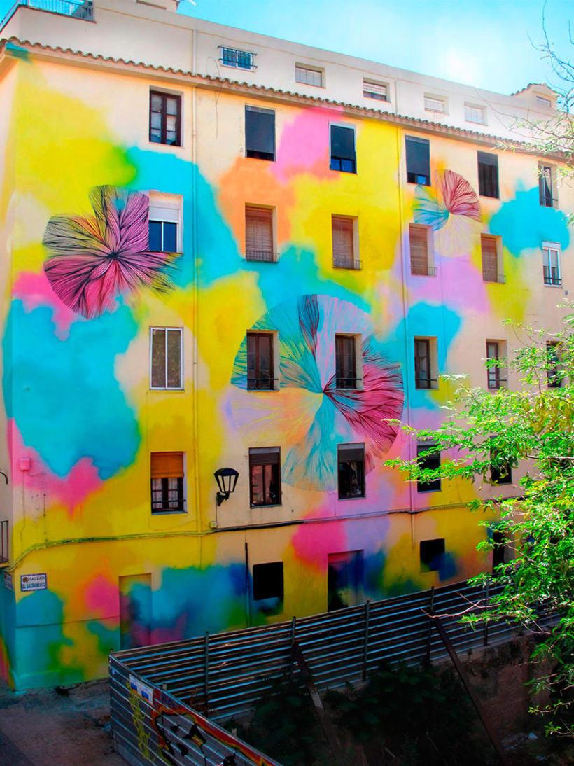 Los mejores 35 artistas urbanos de Latinoamérica y España 61