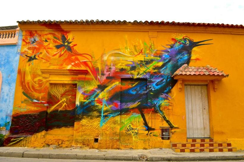 Los mejores 35 artistas urbanos de Latinoamérica y España 63