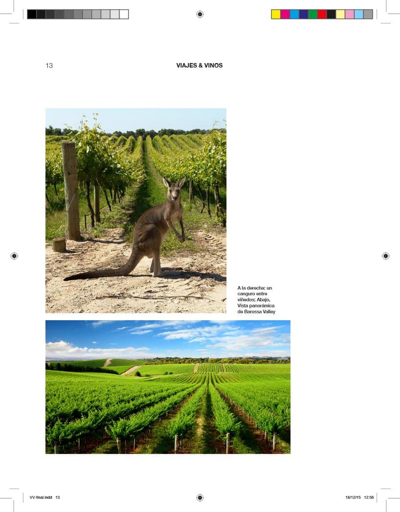 Revista vinos y viajes 4