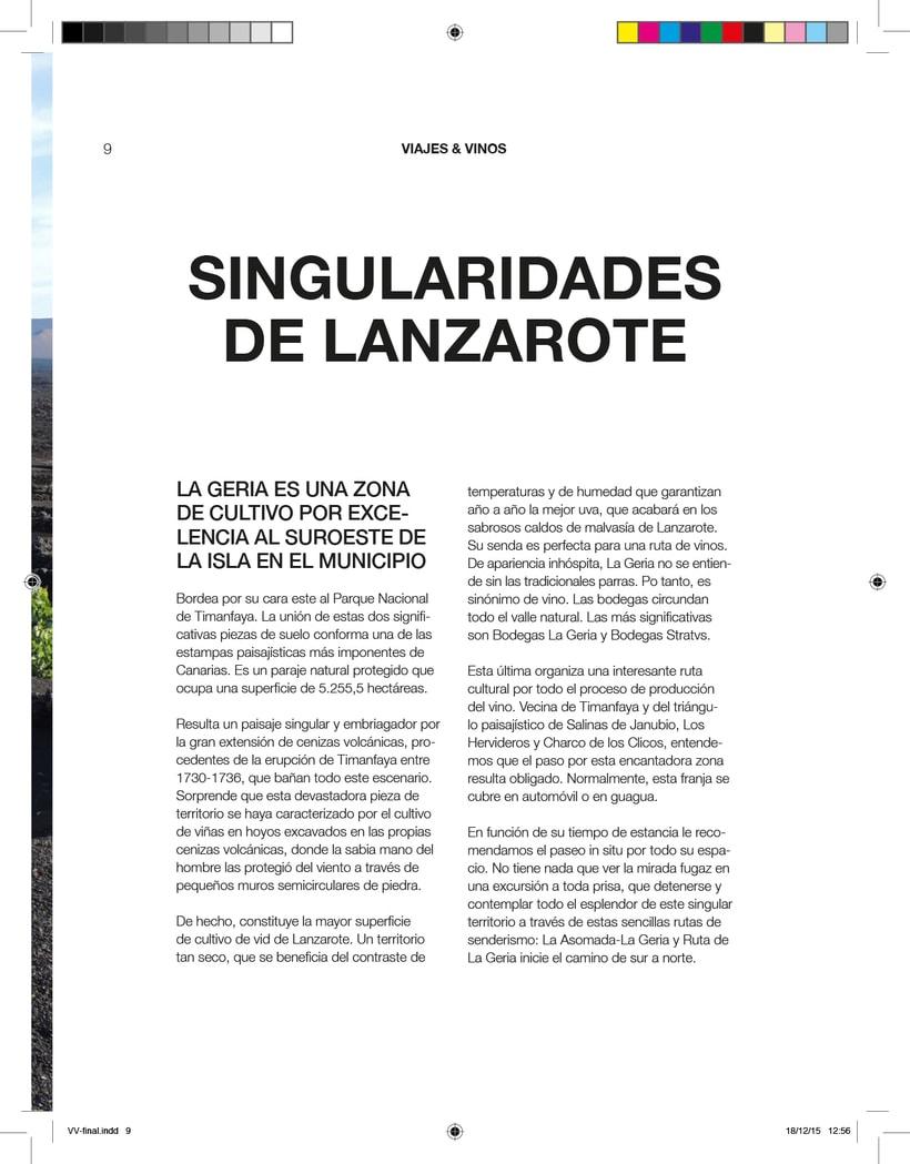 Revista vinos y viajes 6