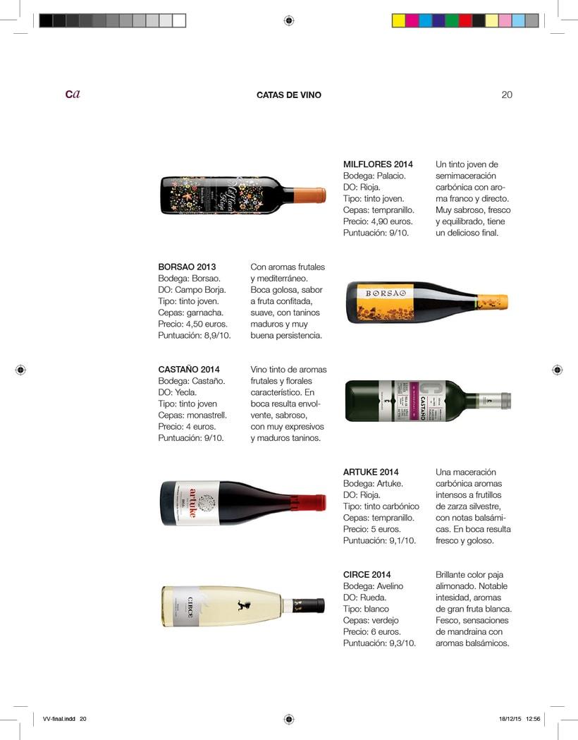 Revista vinos y viajes 7