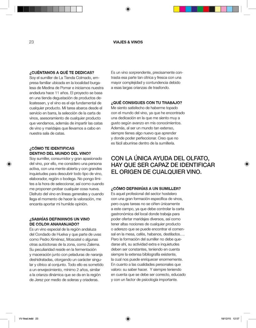 Revista vinos y viajes 10