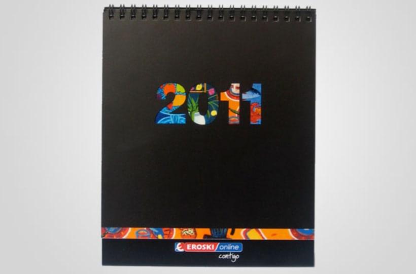 Calendario Eroski   0