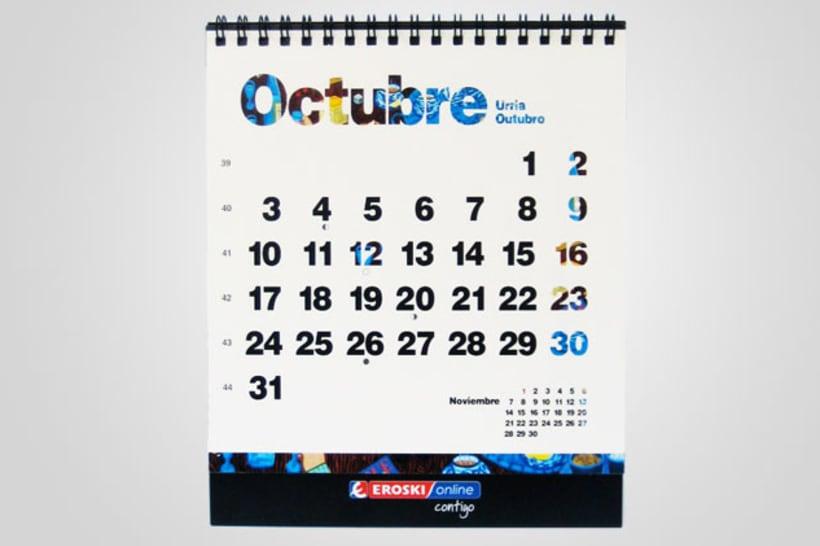 Calendario Eroski   1