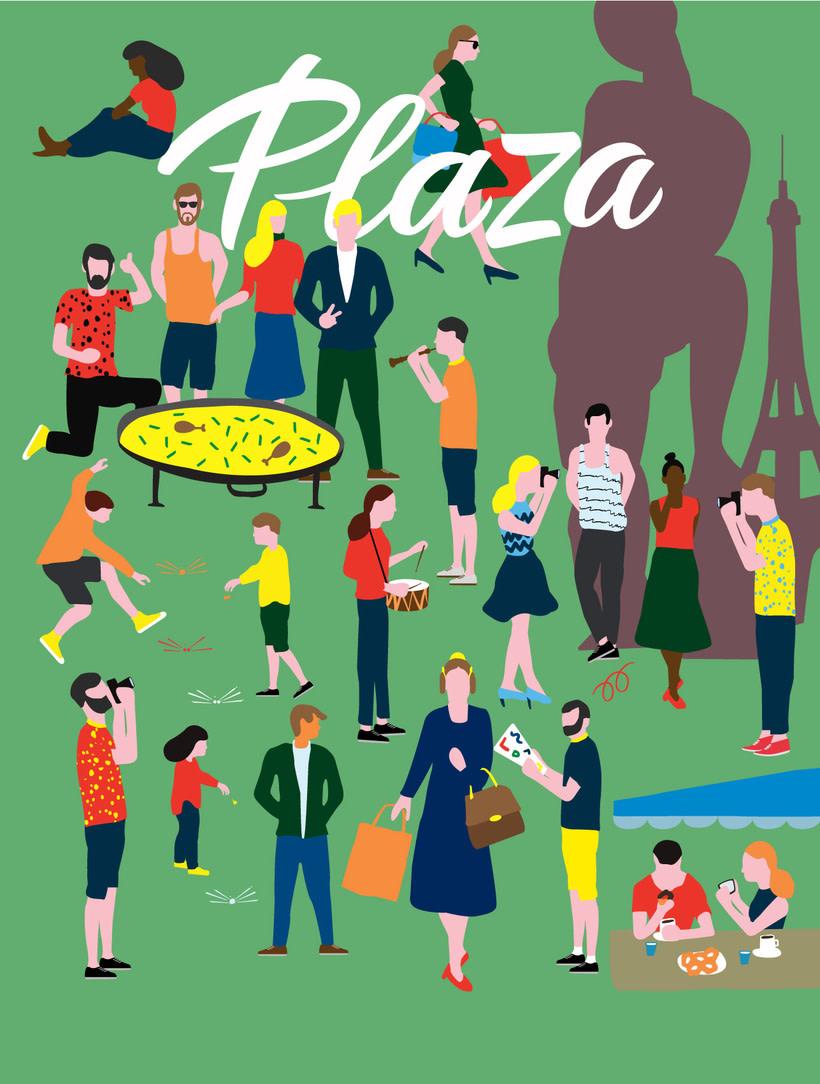 Especial Fallas revista Plaza 2