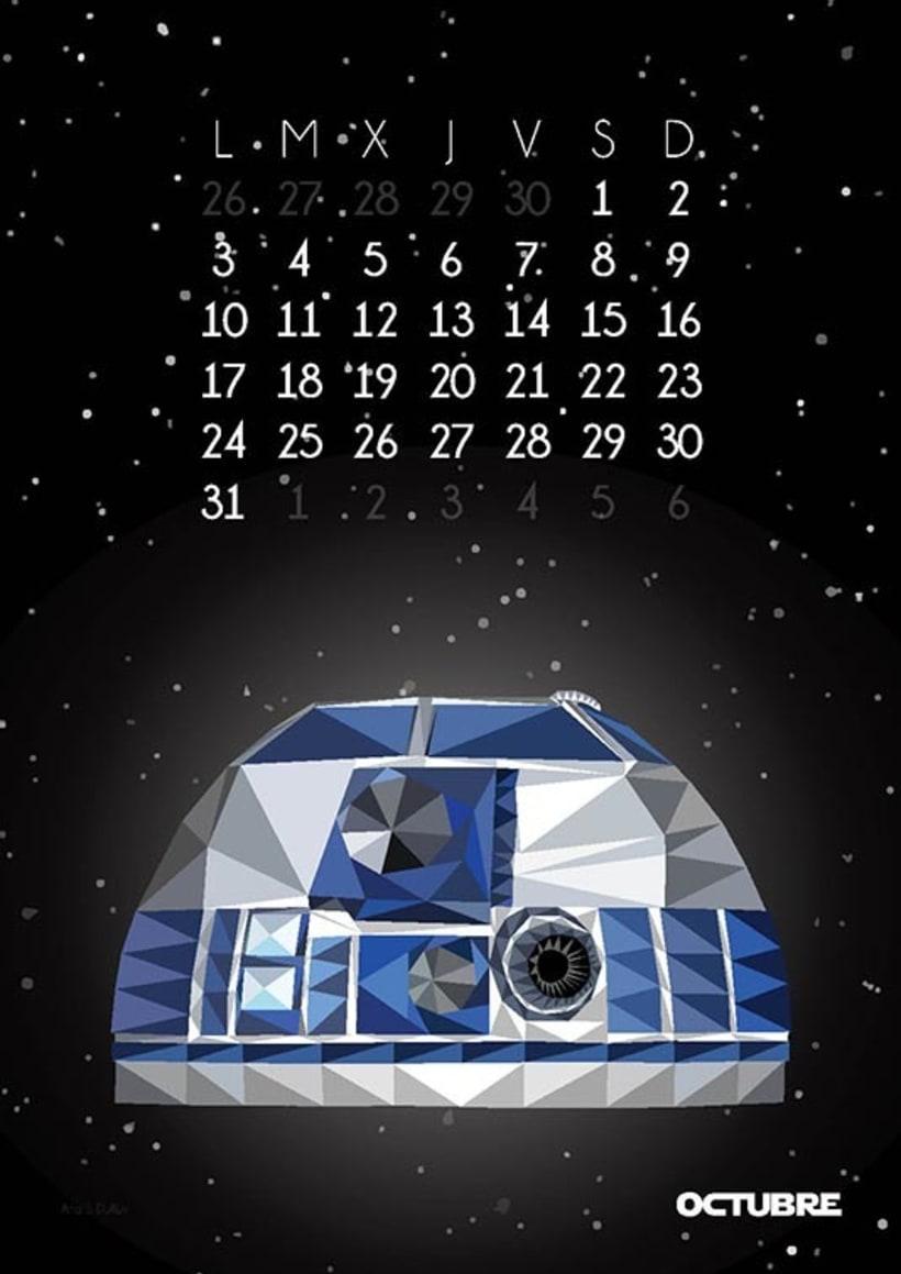 Calendario Star Wars 2016 11