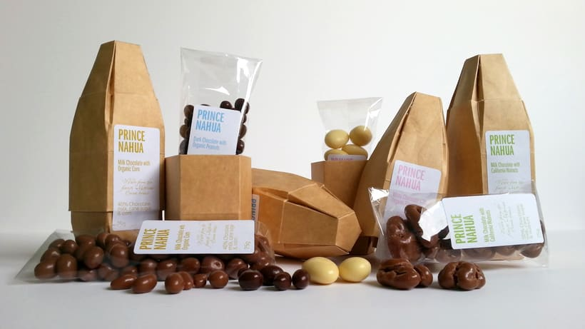 Cocoa Pods - Prince Nahua Chocolates 7