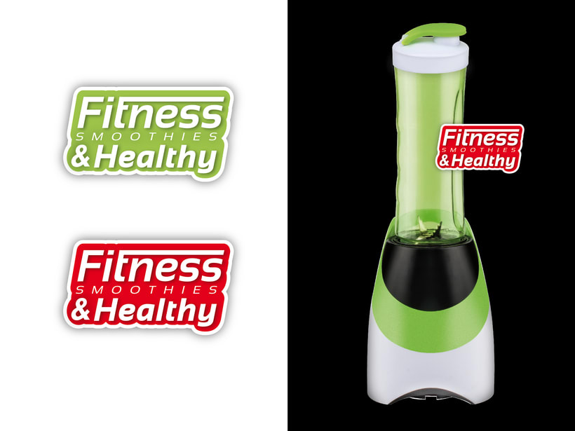 """Fitness&Healthy""  producto deportivo -1"