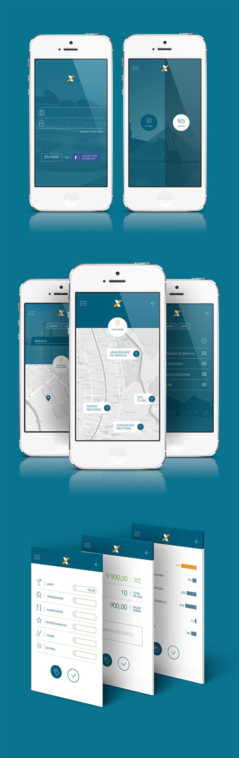 App Travel Money Control  -1