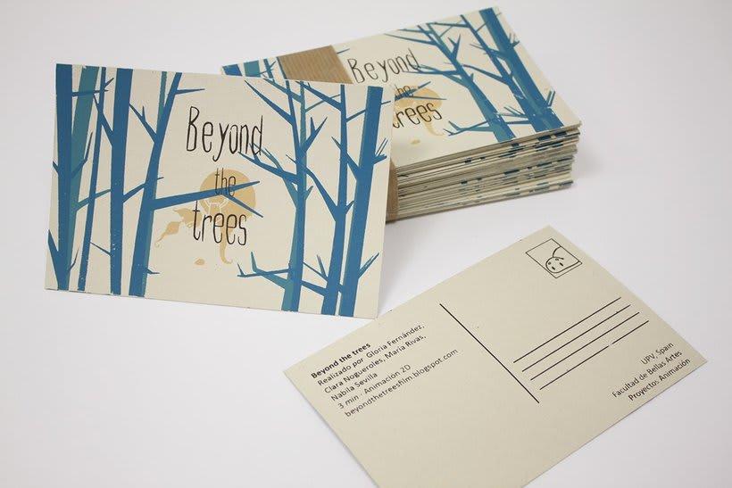 Identidad corporativa, diseño de tarjetas. 2