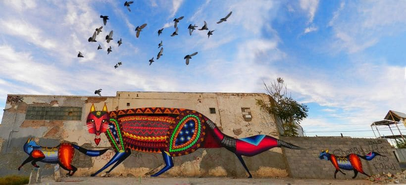 Los mejores 35 artistas urbanos de Latinoamérica y España 65