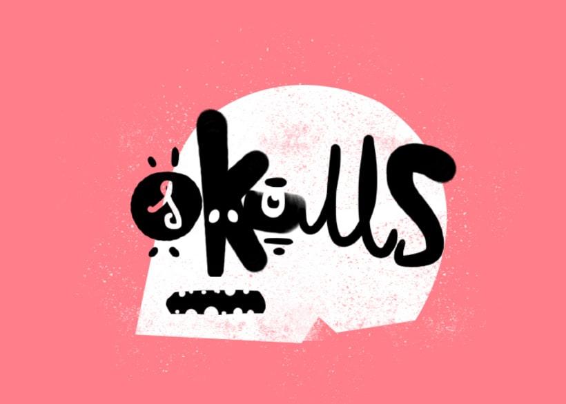 S K U L L S 4