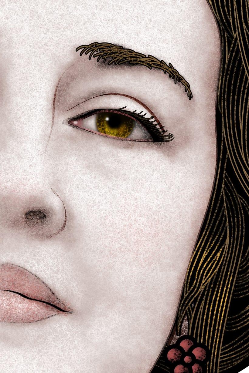Portrait Lola Montejano 0