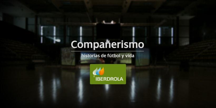 Campaña IBERDROLA (Historias de Fútbol y vida) 7