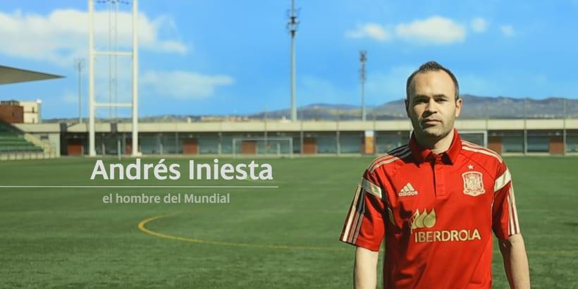 Campaña IBERDROLA (Historias de Fútbol y vida) 3