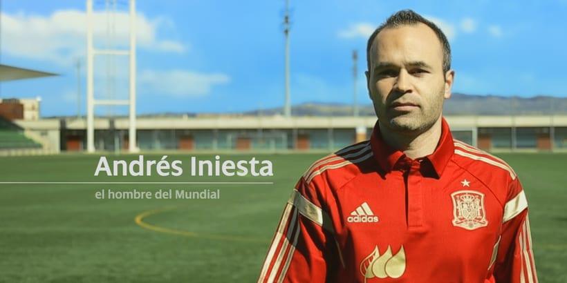 Campaña IBERDROLA (Historias de Fútbol y vida) 4