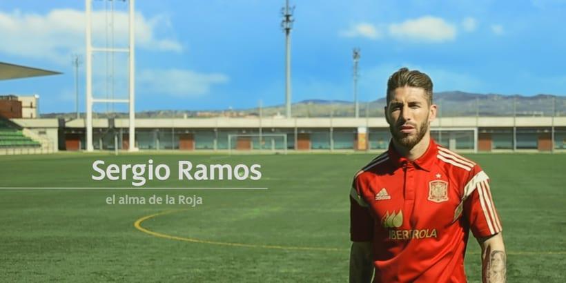 Campaña IBERDROLA (Historias de Fútbol y vida) 1