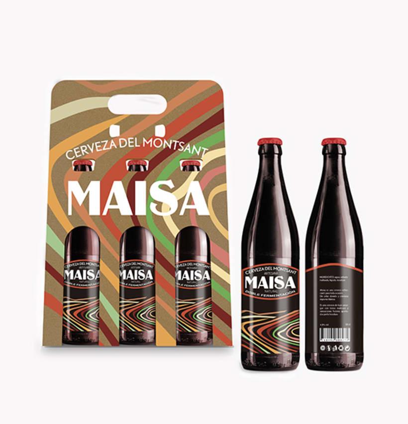 Propuestas para packs de cerveza artesana del Montsant 0