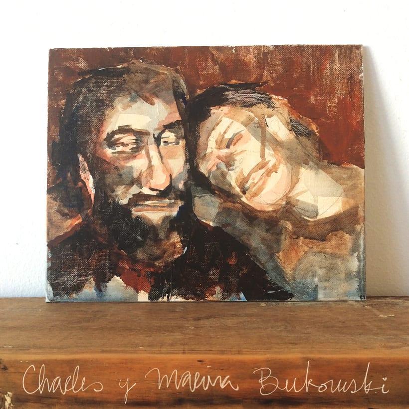 Homenaje a Charles y Marina Bukowski 0