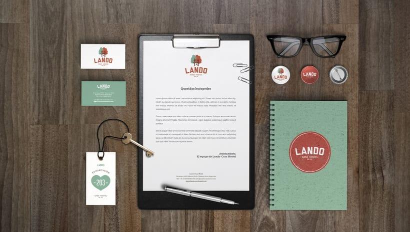 Lando Casa Hostel 2
