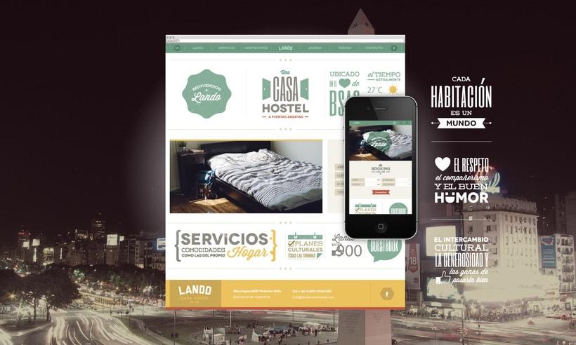 Lando Casa Hostel 3