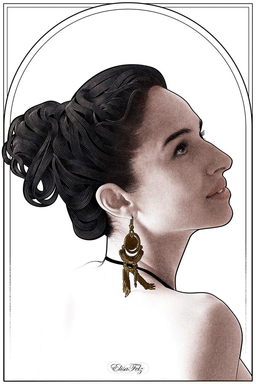 Portrait Elisa Felz 0