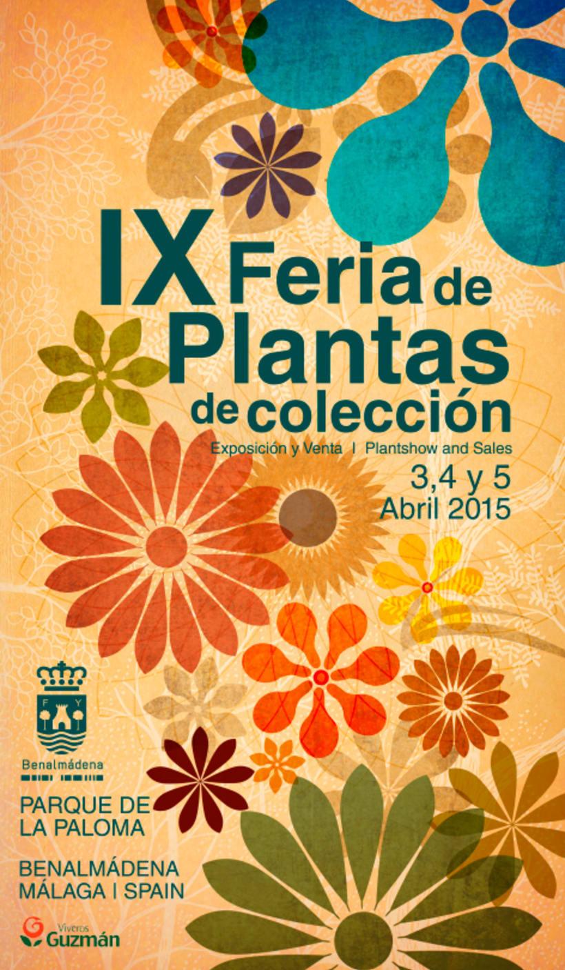 Exposición plantas Benalmádena 2015 -1