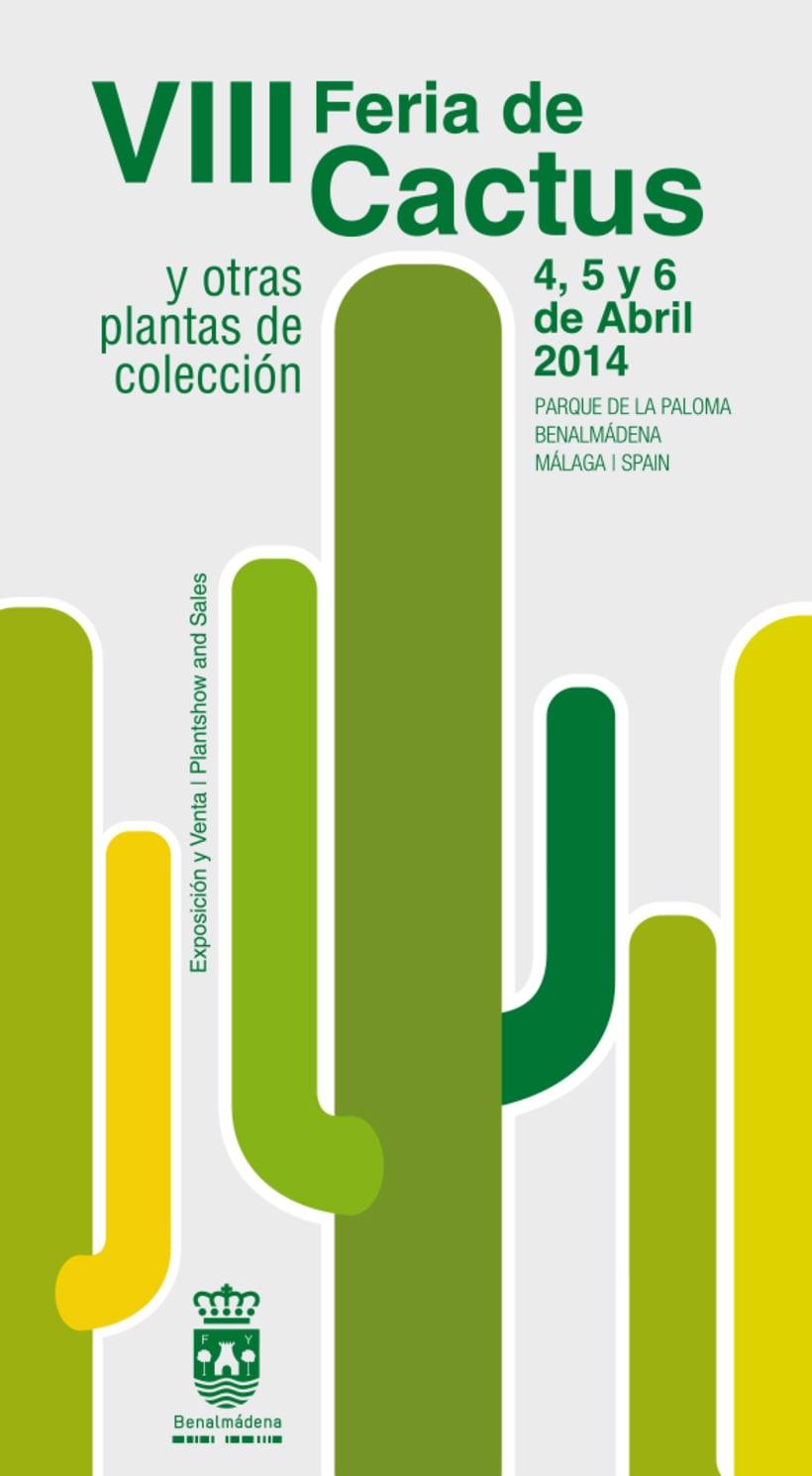 VIII Feria de Cactus 2014 -1