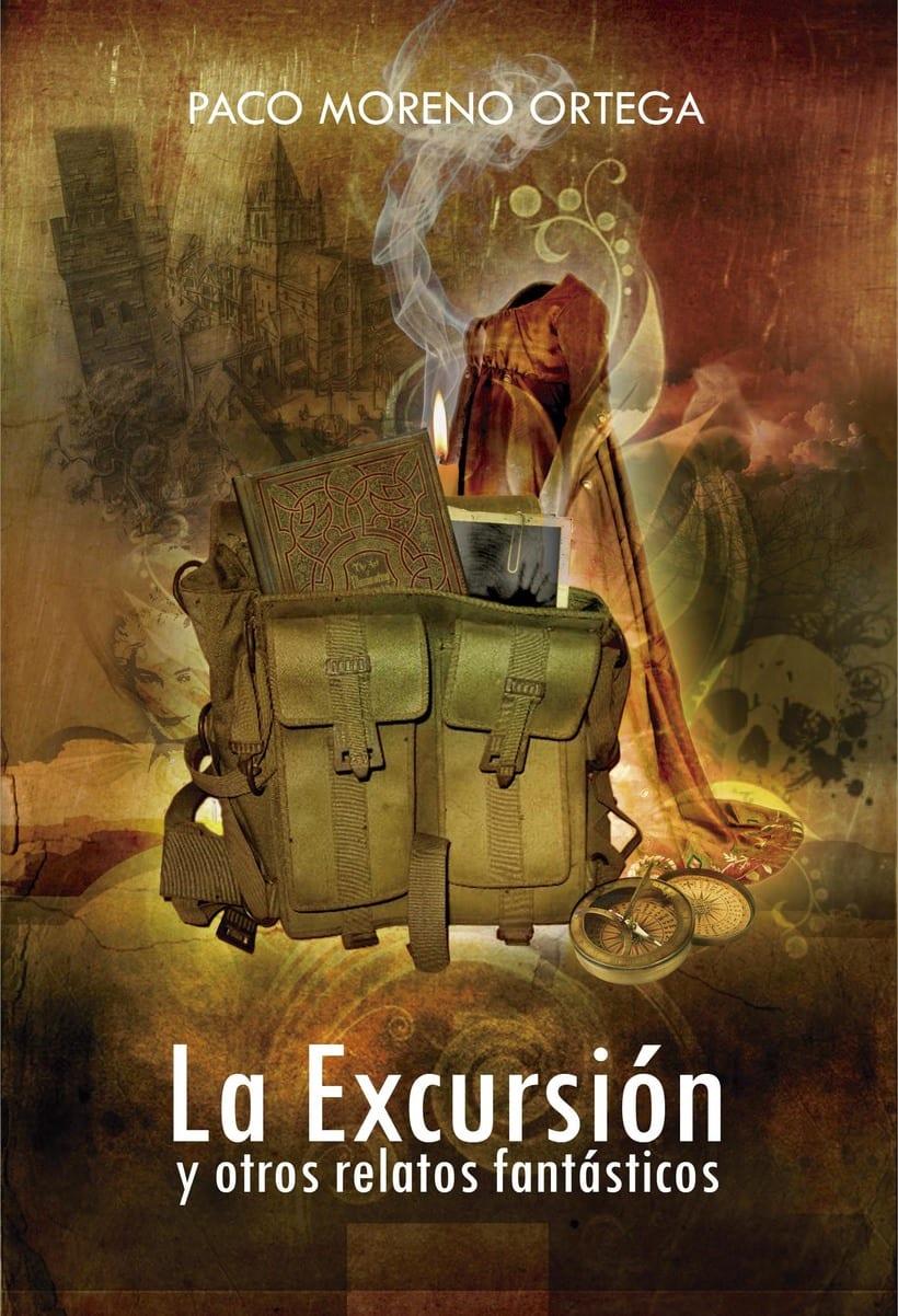 Libro relatos La Excursión 0