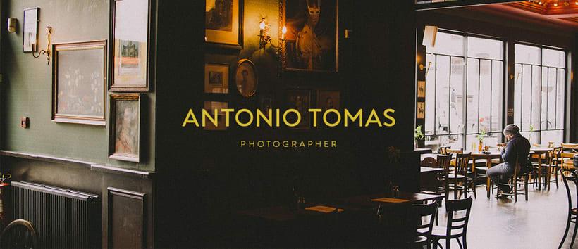 Antonio Tomas Photographer 0