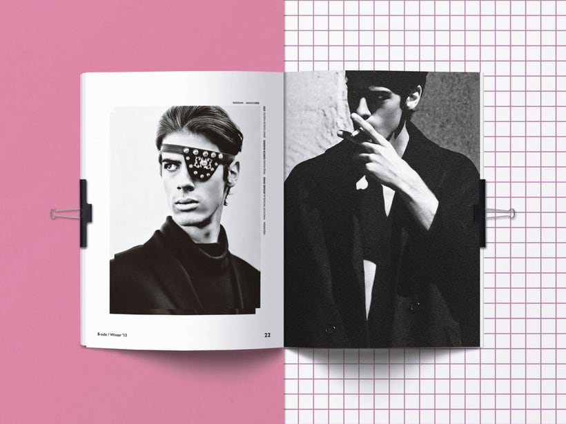 B-side Magazine 2