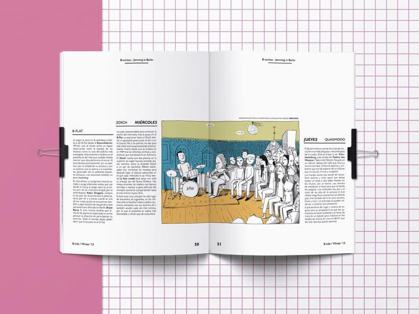 B-side Magazine 3