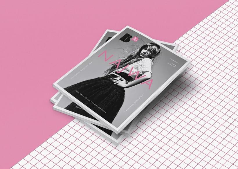 B-side Magazine 0