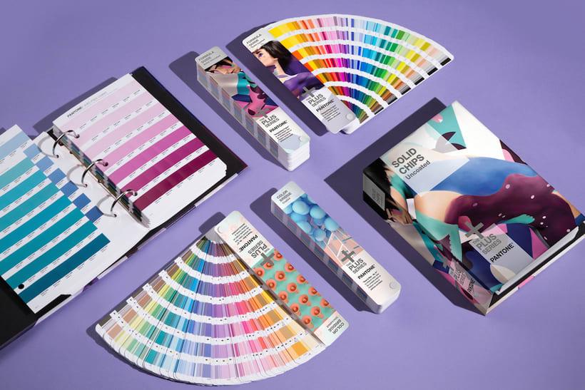 Los 112 nuevos colores de Pantone 3