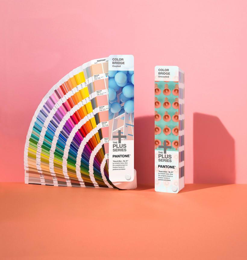 Los 112 nuevos colores de Pantone 2