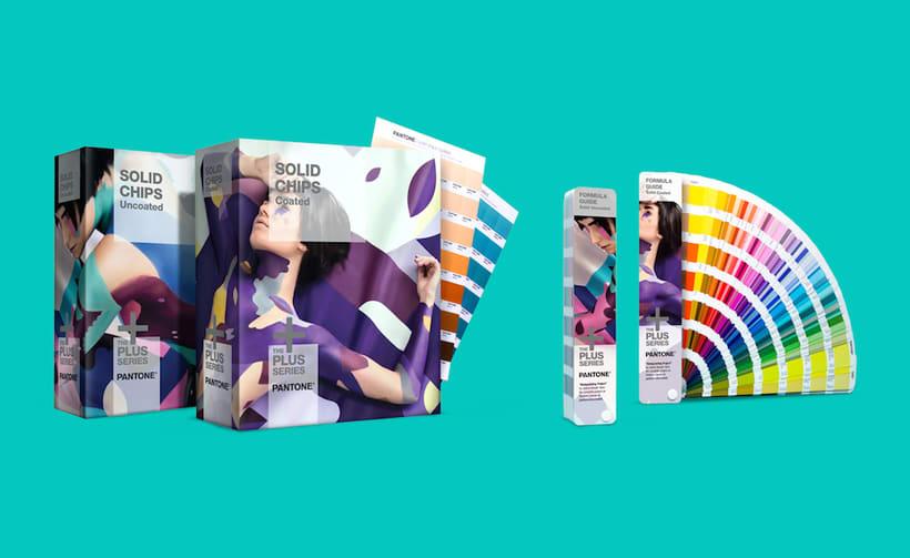 Los 112 nuevos colores de Pantone 4