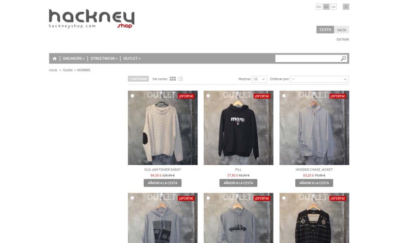 Web Hackneyshop 3