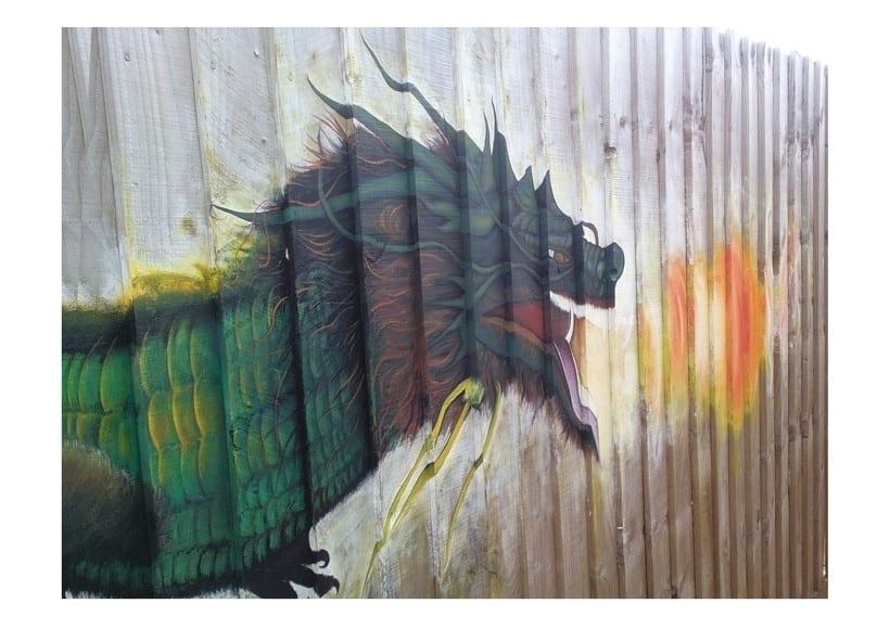 Ilustracion - Mural 3