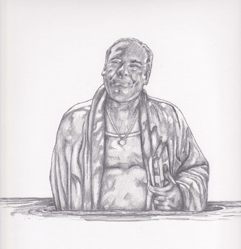 Mi Proyecto del curso: Del dibujo a lápiz a la ilustración digital 0