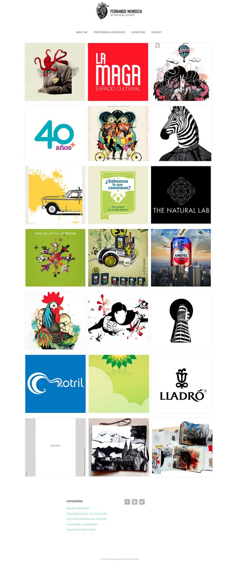 Portfolio Fernando Mendoza Ilustrando ideas 2