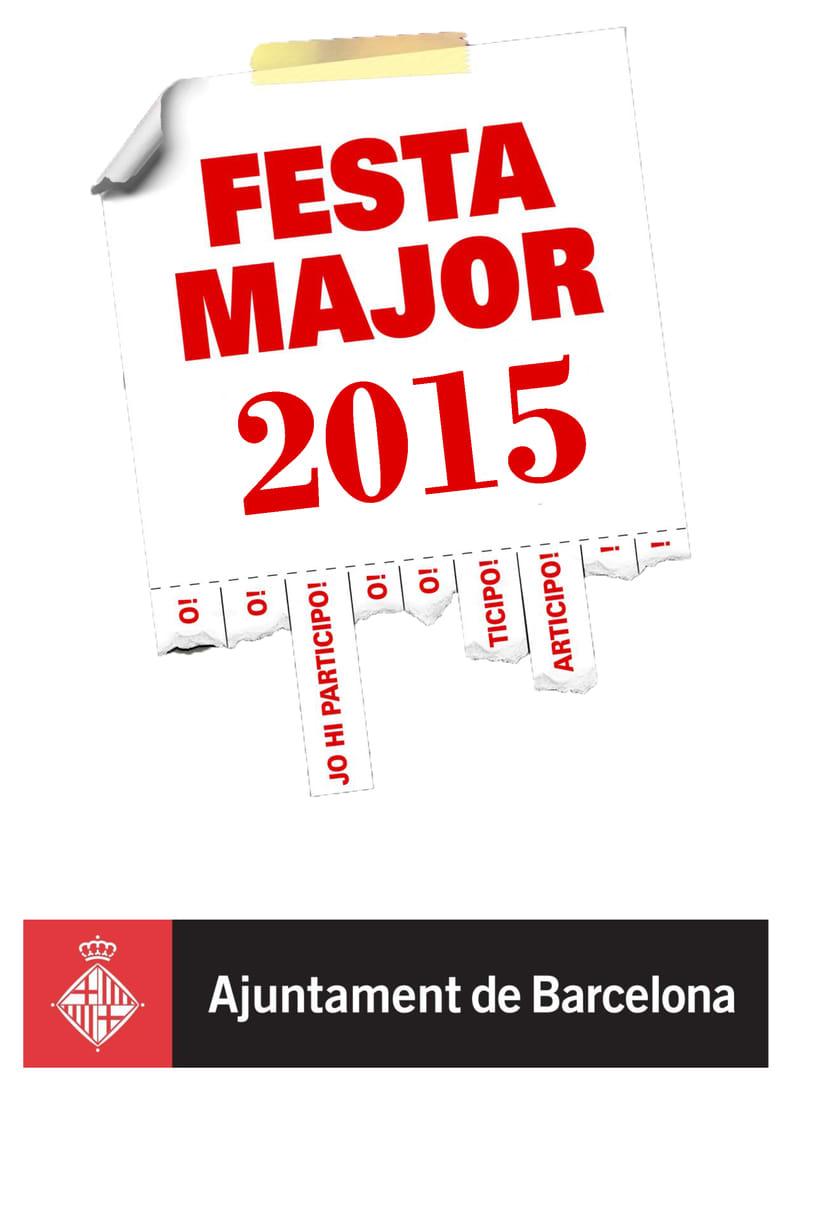 Festes Majors de Barcelona 0