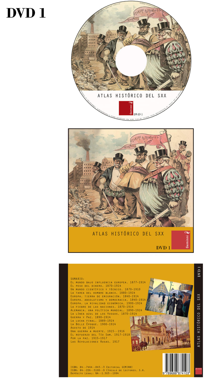 Atlas Histórico del Siglo XX 1