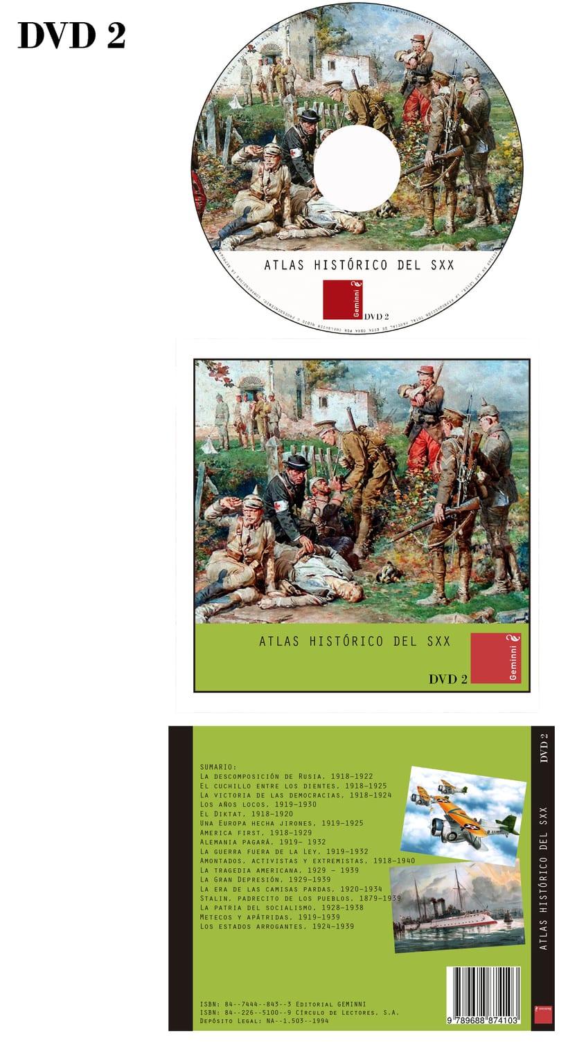 Atlas Histórico del Siglo XX 2
