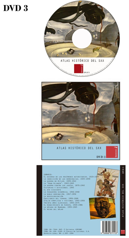 Atlas Histórico del Siglo XX 3