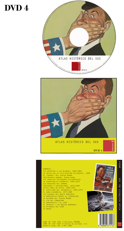 Atlas Histórico del Siglo XX 4