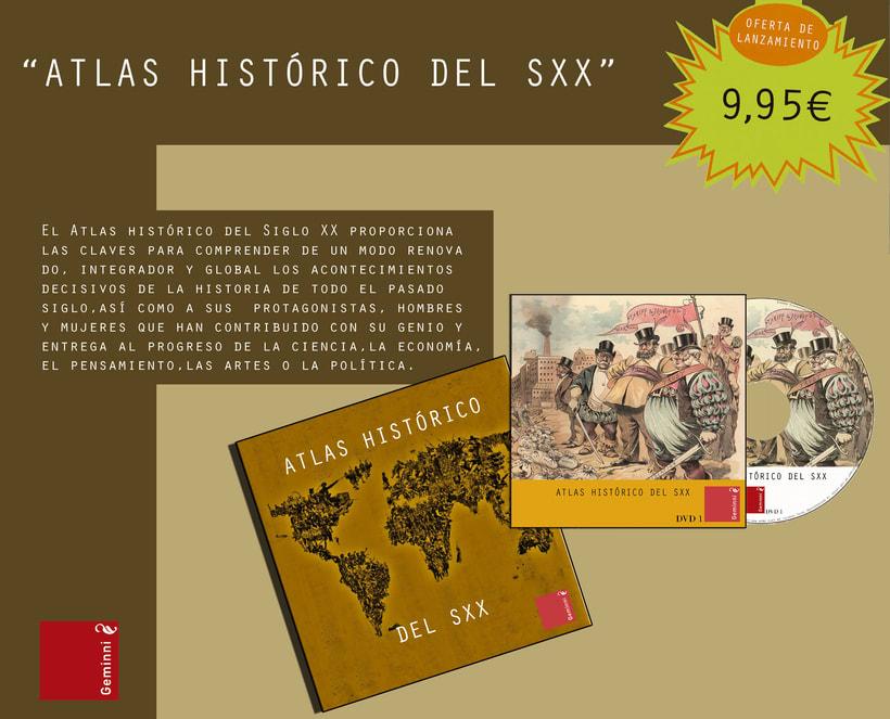 Atlas Histórico del Siglo XX 0