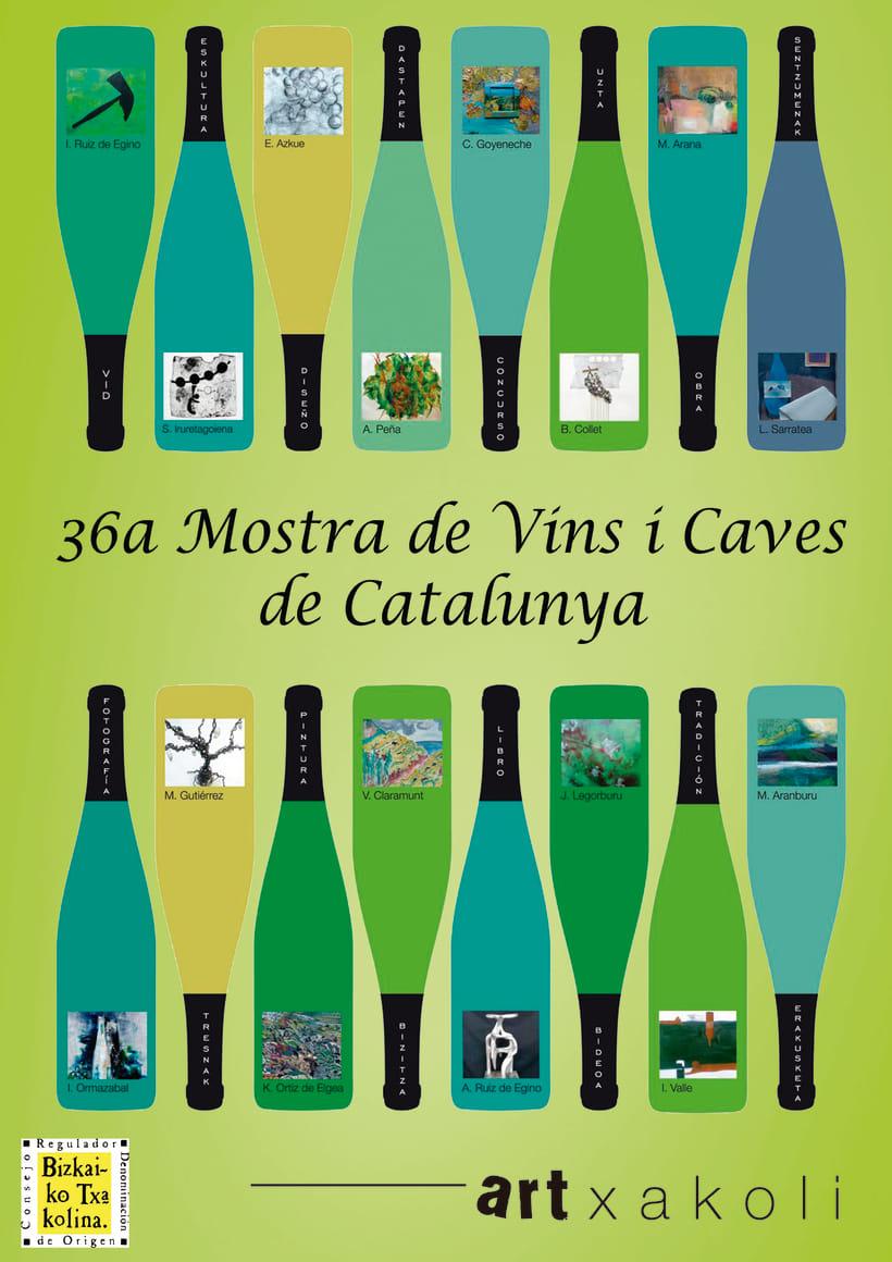 Mostra de Vins i Caves de Catalunya -1