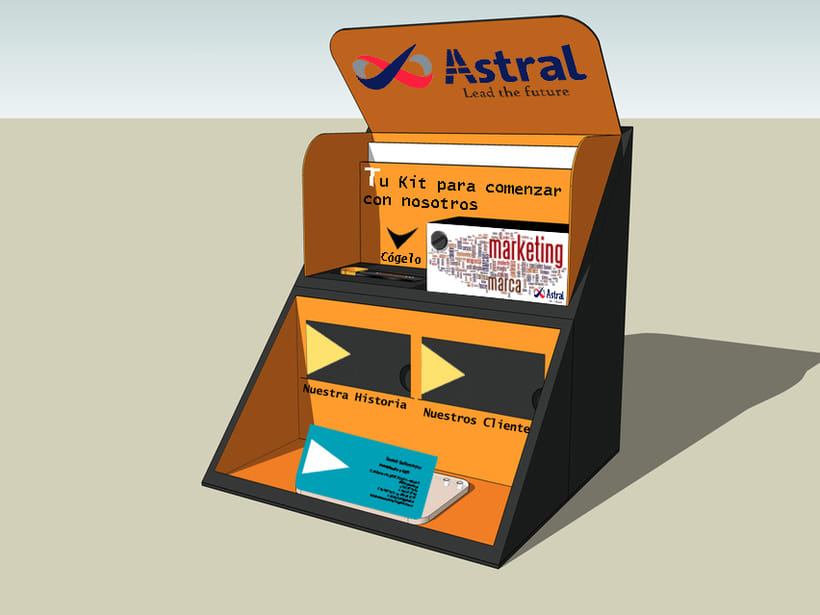 Astral S.A (Pack + Web) 1