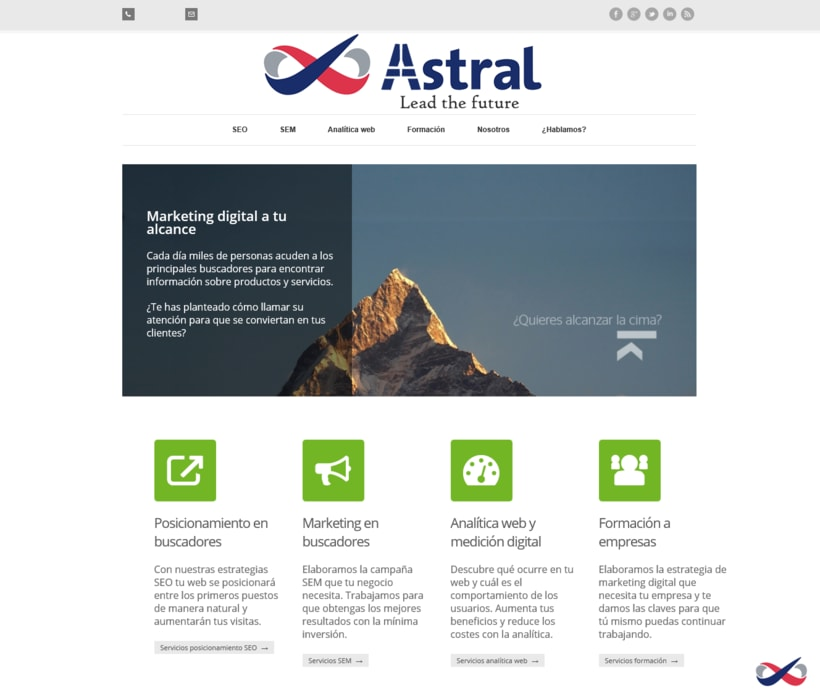 Astral S.A (Pack + Web) 2